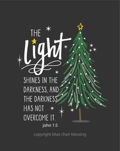 Christmas: His light shines in the da. Christmas: His light shines in the darkness 8 by 10 print Christian t-shirts, tank tops and ar Weihnachts Quotes, All Things Christmas, Christmas Holidays, Christmas Sayings And Quotes, Christmas Lights Quotes, Merry Christmas Quotes Wishing You A, Merry Christmas Jesus, Christmas Thoughts, Merry Christmas Greetings
