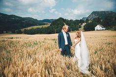 DIY Bryllup fra Mølleparken på Tau av Radu Benjamin