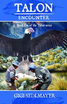 Cover Contest - Talon, Encounter - AUTHORSdb: Author Database, Books and Top Charts