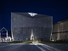 Mecenat Art Museum by naf architect & design