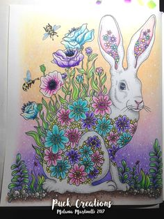 Daydreams Coloring Book By Hanna Karlzon #hannakarlzon