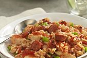 Smoky Chicken and Rice Skillet (Recipe)