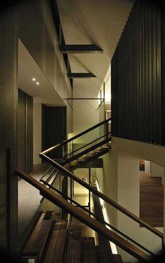 Contemporary Japanese Home Design by Nakayama Architects