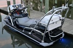 ever modded their jet ski for fishing? - Page 1 - ever modded their jet ski for fishing? Jet Ski Fishing, Fishing Boots, Fishing Rigs, Gone Fishing, Fishing Cart, Surf Fishing, Cool Boats, Small Boats, Bushcraft
