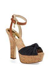 MICHAEL Michael Kors 'Benji' Platform Sandal
