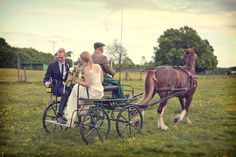 Our rustic country wedding – an outing with Carrots the pony
