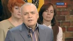 Putin pone al frente de la nueva agencia estatal al presentador más homófobo de la televisión rusa