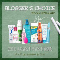 Blogger's Choice #BackToRoutine Prestem especial atenção às limas Dr. Scholl que estão com mega preço, imbatível! 😘