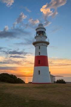 Low head lighthouse by Inesa Hill on 500px