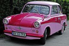 Pink Trabant