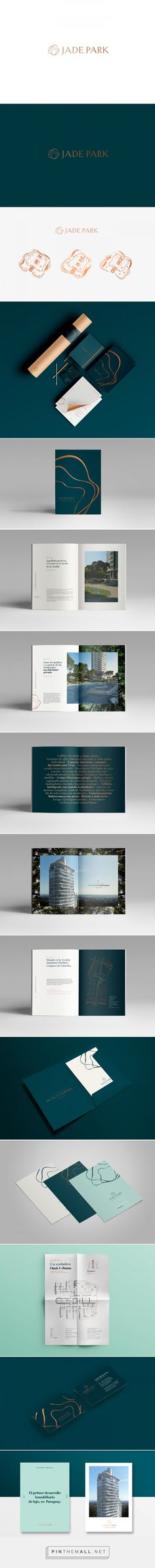 Jade Park on Behance... - a grouped images picture - Pin Them All