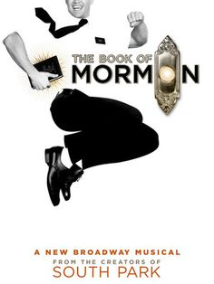 Book of Mormon Tickets I don't know if there is like a voucher you can buy so we can choose date/time but that would be cool.