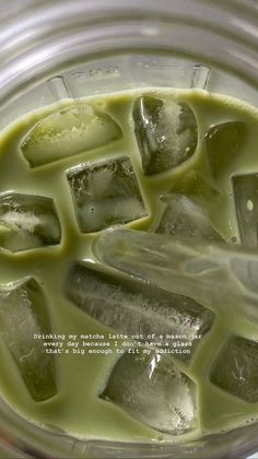 Matcha, Mint Green Aesthetic, Think Food, Aesthetic Food, Cravings, Food Porn, Food And Drink, Yummy Food, Healthy Recipes