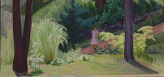 John Lyman, Promenade en montagne, 1952. Huile sur toile. Matisse, Modern Art, Contemporary Art, Group Of Seven, Canadian Art, West Indies, North Africa, Geography, Scene