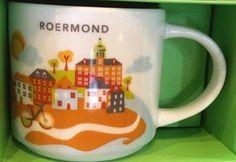 Roermond | YOU ARE HERE SERIES | Starbucks City Mugs