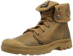 Palladium BAGGY LEATHER, Damen Desert Boots, Braun (C.BROWN/BLK 238