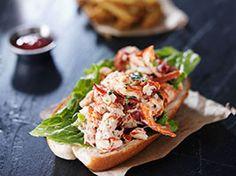 "Recette - Sandwich ""guédille"" au homard"
