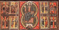 Frontal de Altar de Ix - La Guingueta de Ix, alta Cerdanya