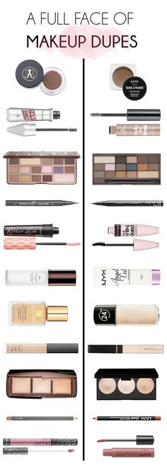 Dupe Makeup India Dupe Subculture Makeup Revolution Full Face Makeup, Makeup Tricks, Makeup App