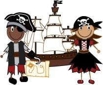 Pirates - drawing - writing - stories - story rocks - kindergarten - first grade - second grade - third grade - writing prompts - sentence starters - story prompts - story map - www.crekid.com Pirate Maps, Pirate Theme, Sentence Starters, Story Starters, Third Grade Writing, Second Grade, Preschool Themes, Preschool Kindergarten, Pirate Activities
