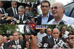 Políticos se solidarizan con familia alcalde asesinado