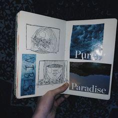 Book Pages, Polaroid Film, The Originals