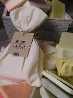 Jabones KALEMA- elaboración artesanal