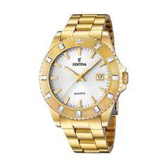 FESTINA GOLDEN F16686/1 ANALOG QUARTZ MENS WATCH https://www.carrywatches.com/product/festina-golden-f166861-analog-quartz-mens-watch/  #festina #festinawatch #festinawatches #ladies #ladieswatches #women #womenswatches - More Festina ladies watches at https://www.carrywatches.com/shop/wrist-watches-for-women/festina-watches-for-women/