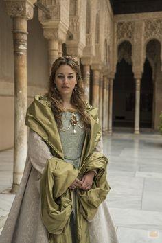 Blanca Suárez es Isabel de Portugal en 'Carlos, Rey Emperador'