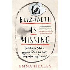 Elizabeth is Missing (hardback)