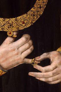 King Richard III by Unknown artist, detail- King Richard III by Unknown artist, . Richard Iii, Detail King, Detail Art, Rennaissance Art, Renaissance Jewelry, Renaissance Paintings, Classical Art, Art History, Renaissance Fashion