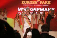 Lena Bröder crowned Miss Germany 2016