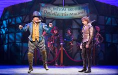 Something Rotten - Original Musical Comedy - The easiest way to buy theater tickets Theatre Nerds, Musical Theatre, Broadway Nyc, Broadway Shows, Something Rotten Musical, Comedy Tickets, Christian Borle, Broadway Costumes, Saints