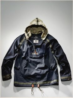 Short Taped Smock ‹ Authentic ‹ Store ‹ Cabourn
