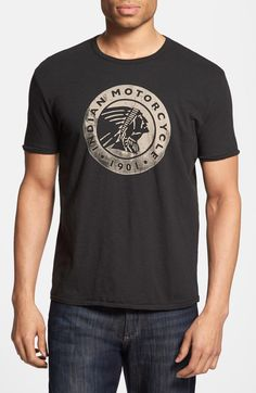 'Indian Motorcycle' T-Shirt
