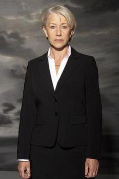 Helen Mirren / Prime Suspect... amazing acting in the series written by the dark & astounding Lynda LaPlante.