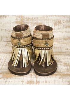 Boho Sandals (2) - Emonk Ibiza