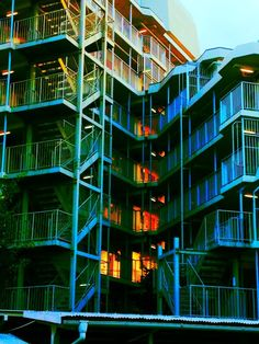 Tokyo Apartments.