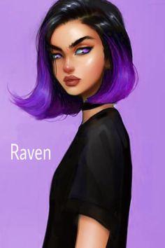 Raven and Starfire Starfire And Raven, Raven Beast Boy, Teen Titans Go, Teen Titans Raven, Bbrae, Digital Art Girl, Young Justice, Princesas Disney, Anime Art Girl