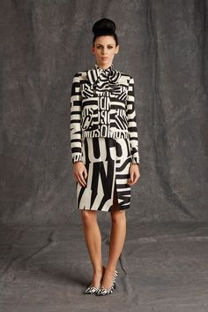 Moschino Pre-Fall 2015 Collection Photos - Vogue