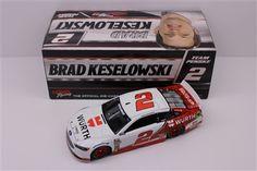 Brad Keselowski Diecast 2 2017 Wurth 1/24 NASCAR | DiecastCarsNow.com