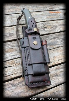 """Skauti"" sheath"