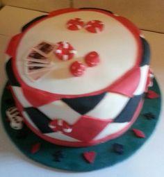 Poker cake by Tsholofelo