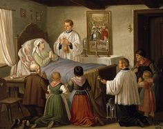 Atencion Cuidados del Enfermo Adelante la Fe Tradicion Iglesia Catolica krouillong comunion en la mano es sacrilegio