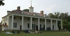 Washington, D.'s Top 10 : Mount Vernon (part George Washington, Washington Dc, Potomac River, Mount Vernon, Most Visited, Banks, Virginia, Childhood, America