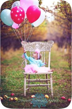Some more pics with balloons and other cute ideas too