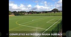 Just Pinned to Artificial Grass Sports Surfaces: Dorset...