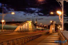 http://fotoportal.poznan.pl/galeria/konkurscityofworkpazdziernik2012/8021 Most św. Rocha #Poznań #Poznan #Poland