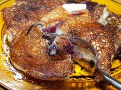 The Best Blueberry Buttermilk Pancakes