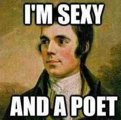 Robbie Burns